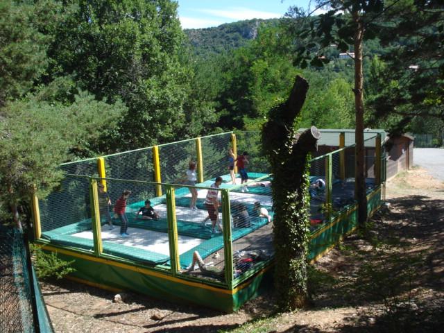 Les quipements pour des vacances r ussies for Camping gorge du verdon avec piscine
