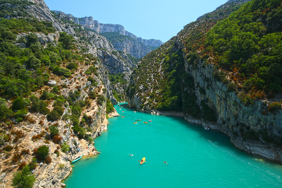 Photo Camping Castellane Gorges Du Verdon Le Pesquier Images