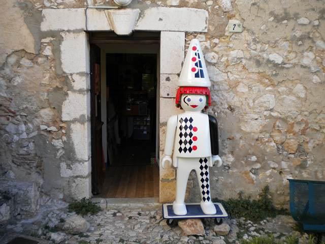 Avis musée l'Art en jouet à Bauduen