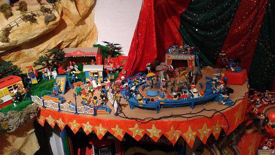 Visiter l'Art en jouet à Bauduen